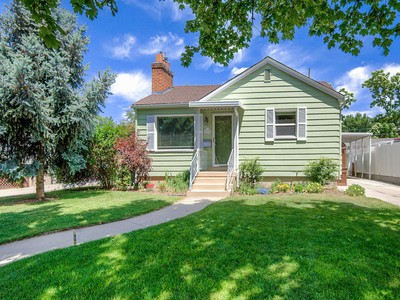 Single Family Home for sales at Charming Bungalow! 1719 Stratford Ave Salt Lake City, Utah 84106 United States