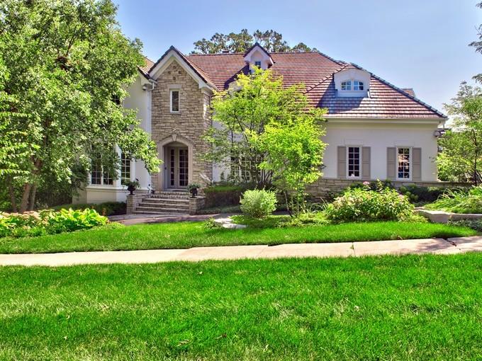Einfamilienhaus for sales at 228 N Oak   Hinsdale, Illinois 60521 Vereinigte Staaten