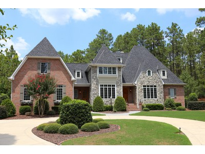 獨棟家庭住宅 for sales at Country Club of North Carolina 60 Quail Hollow Drive  Pinehurst, 北卡羅來納州 28374 美國