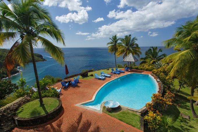 Casa Unifamiliar for sales at Les Chaudieres Anse La Raye, Anse-La-Raye St. Lucia