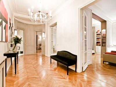 Appartement for sales at Sublime family apartment - Trocadero  Paris, Paris 75016 France