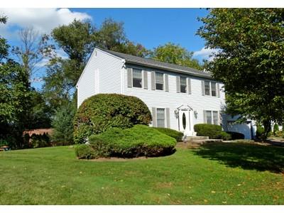 단독 가정 주택 for sales at Colonial in Private Setting 311 North Middletown Rd.  Nanuet, 뉴욕 10954 미국