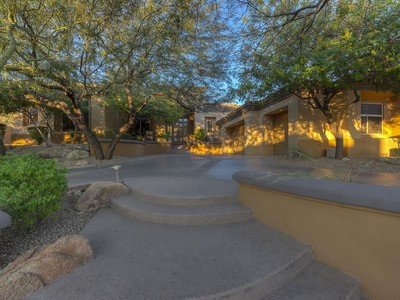 Einfamilienhaus for sales at Magnificent Fully Automated Smart Home in Guard Gated Ancala 12216 E Columbine Drive Scottsdale, Arizona 85259 Vereinigte Staaten