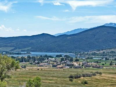 Đất đai for sales at Eagles Landing at Wolf Creek 5427 E Eagle Crest Ct  Eden, Utah 84310 Hoa Kỳ