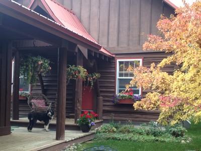 Tek Ailelik Ev for sales at Historic Wilson Cabin 1480 West Street West Bank North, Wyoming 83014 Amerika Birleşik Devletleri