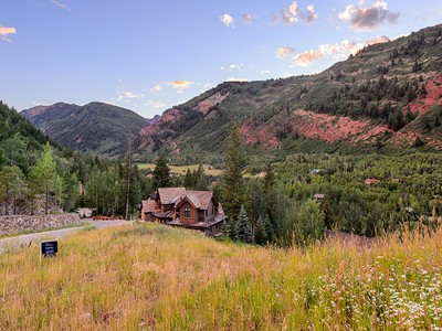Land for sales at Last Direct Ski-In/Ski-Out TBD Exhibition Lane  Aspen, Colorado 81611 Vereinigte Staaten