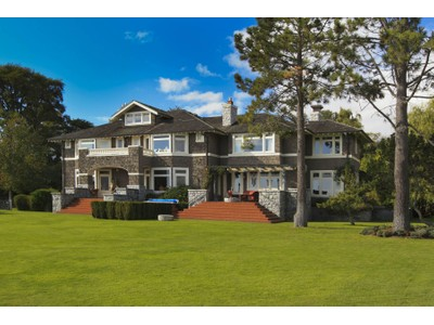 Частный односемейный дом for sales at Victoria Waterfront Estate 3150 Rutland Road  Victoria, Британская Колумбия V8R3R8 Канада