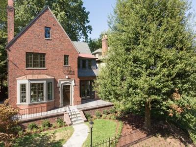 Casa para uma família for sales at Observatory Circle 75 Observatory Circle Nw  Washington, Distrito De Columbia 20008 Estados Unidos