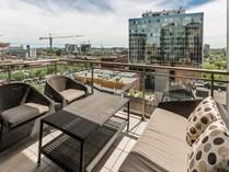 Condominium for sales at Montréal Old Montreal 650 Rue Notre-Dame O., apt. 1002   Montreal, Quebec H3C1J2 Canada