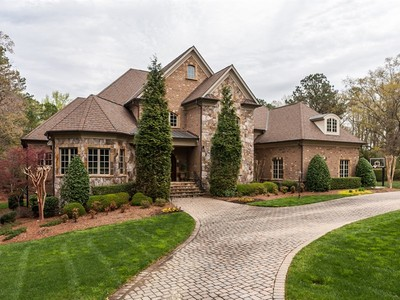 Einfamilienhaus for sales at Exquisite Estate in the Heart of Raleigh! 1002 Lake Boone Trail Raleigh, North Carolina 27607 Vereinigte Staaten