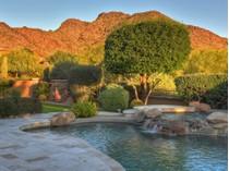 Single Family Home for sales at Special Custom Build 9820 E Thompson Peak Pkwy #616   Scottsdale, Arizona 85255 United States