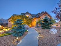 Casa para uma família for sales at Private Aerie Retreat 15467 Winged Trace Ct   Draper, Utah 84020 Estados Unidos