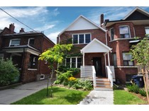 Mehrfamilienhaus for sales at Beautiful Detached Home in A Spectacular Location 258 Concord Avenue   Toronto, Ontario M6H2P5 Kanada