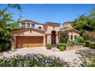 Tek Ailelik Ev for sales at Gorgeous Villa Designed By Internationally Renown Architect Bing Hu 19540 N 101st Street Scottsdale, Arizona 85255 Amerika Birleşik Devletleri