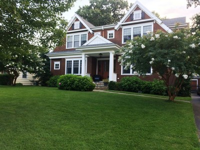 Single Family Home for sales at Rumson Shore Colonial 40 Park Ave Rumson, New Jersey 07760 United States