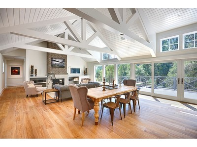 Maison unifamiliale for sales at Todays Vintage Farmhouse 411 Montford Avenue Mill Valley, California 94941 United States