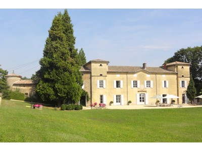 Single Family Home for sales at ARDECHE - ELEGANT CHATEAU XVIII° QUINTENAS Other Rhone-Alpes, Rhone-Alpes 07290 France