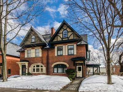 Single Family Home for sales at Westmount 58 Av. Chesterfield Westmount, Quebec H3Y2M5 Canada