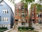Appartement en copropriété for  sales at Great Location-Wonderful Duplex 1020 W George Street Unit 1  Lakeview, Chicago, Illinois 60657 États-Unis