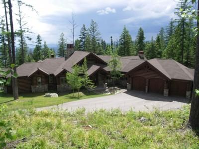 Vivienda unifamiliar for sales at Iron Horse Home 230 S Beargrass Circle Whitefish, Montana 59937 Estados Unidos