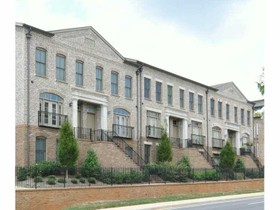 Townhouse for sales at Fabulous Townhome 3574 Roswell Road Atlanta, Georgia 30305 United States