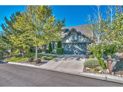 Single Family Home for sales at 4951 Fall Creek Court   Reno, Nevada 89519 United States