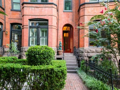 Single Family Home for sales at West End 1003 New Hampshire Avenue, NW Washington, District Of Columbia 20037 United States