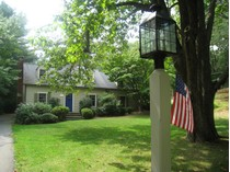 Single Family Home for sales at Expanded Caretakers Cottage 211 Barrack Hill Road   Ridgefield, Connecticut 06877 United States