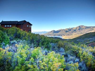 Đất đai for sales at Deer Valley Views from this Estate Lot in Deer Mountain 13233 N Slalom Run Dr #11  Heber, Utah 84032 Hoa Kỳ