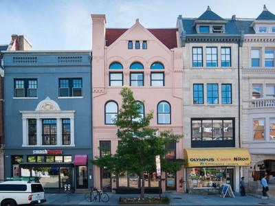 Copropriété for sales at The Anna Maria 1737 Connecticut Avenue Nw 401 Washington, District De Columbia 20009 États-Unis