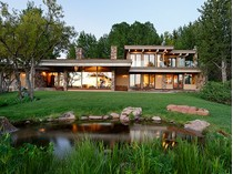 Maison unifamiliale for sales at Trentaz Ranch at Starwood 952 & 740 Trentaz Drive   Aspen, Colorado 81611 États-Unis