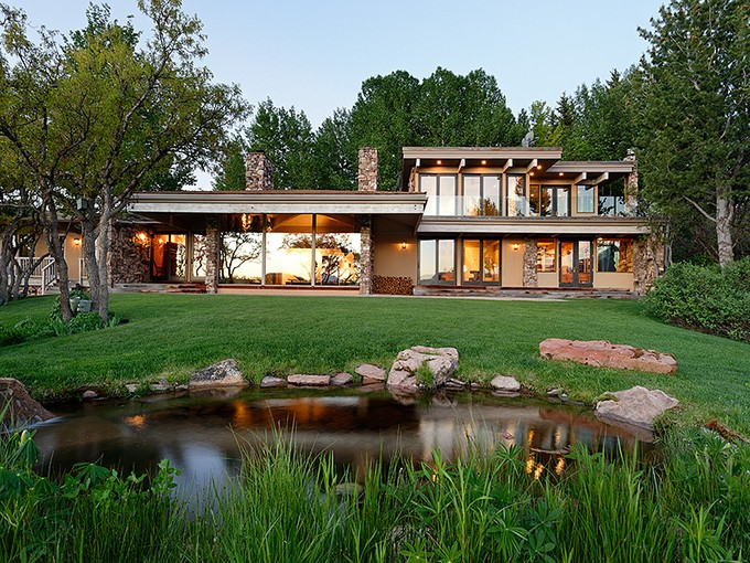 Single Family Home for sales at Trentaz Ranch at Starwood 952 & 740 Trentaz Drive Aspen, Colorado 81611 United States