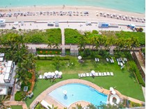 Appartement en copropriété for sales at 4391 Collins Ave #1910 4391 Collins Ave 1910   Miami Beach, Florida 33140 États-Unis
