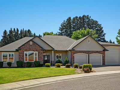 Nhà ở một gia đình for sales at 1203 N Canterbury Dr  Ellensburg, Washington 98926 Hoa Kỳ