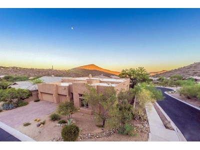 Einfamilienhaus for sales at Popular Split Floorplan Perfectly Situated on Lot with Stunning Mountain Views 14487 E Charter Oak Drive Scottsdale, Arizona 85259 Vereinigte Staaten