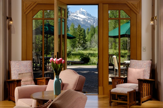 Casa Unifamiliar for sales at The River House 5775 N. Prince Place   Jackson, Wyoming 83001 Estados Unidos