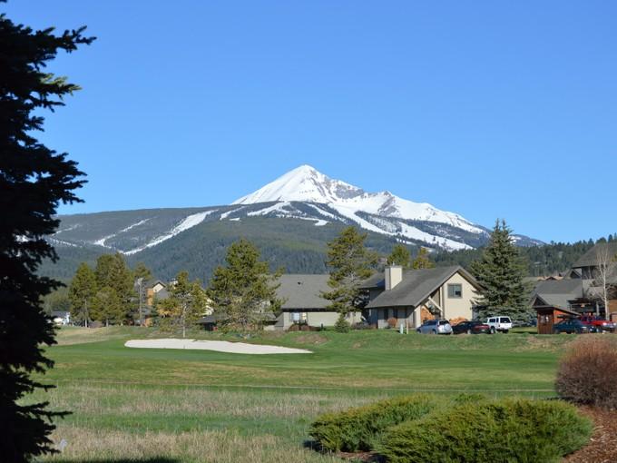 Condomínio for sales at Golf Course Condo - Park Condo 290 Yellowtail Road Big Sky, Montana 59716 Estados Unidos