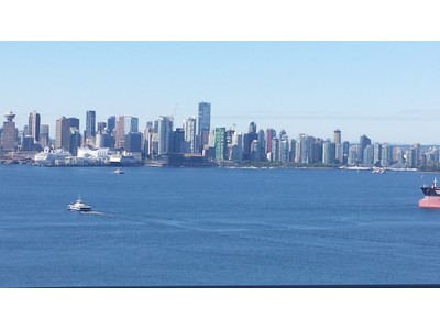 Condominio for sales at 3 Bedroom View Condo #2005 - 188 E Esplanade North Vancouver, Columbia Britannica V7L4Y1 Canada
