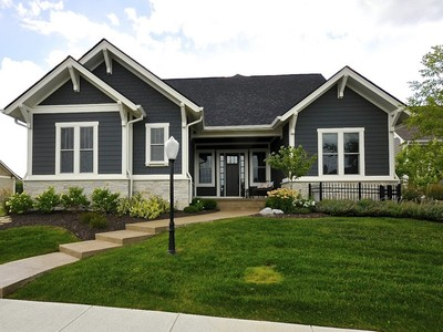 Single Family Home for sales at Village of WestClay 2273 Blisland Street Carmel, Indiana 46032 United States