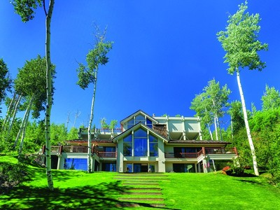 Single Family Home for sales at Wood Run Ski in/out 1581 Wood Road Snowmass Village, Colorado 81623 United States