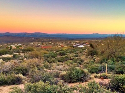 Terreno for sales at Elevated Non-Membership Lot in Desert Mountain's Upper Village of Apache Peak 43031 N 111th Place #102 Scottsdale, Arizona 85262 Estados Unidos