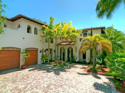 独户住宅 for sales at 6390 SW 114 ST  Pinecrest, 佛罗里达州 33156 美国