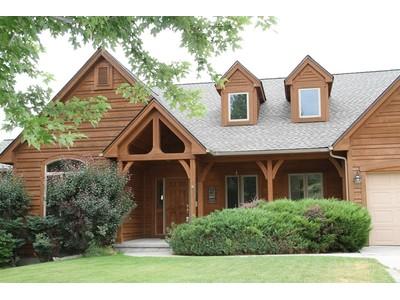 Casa para uma família for sales at 16337 Folsom Road    Florence, Montana 59833 Estados Unidos