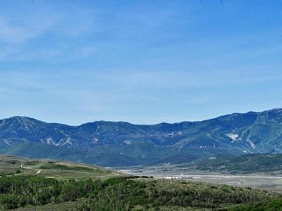 토지 for sales at Promontory Deer Crossing Homesite with Dramatic Mountain and Golf Views 8214 Promontory Ranch Rd 76 Park City, 유타 84098 미국