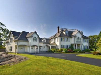 独户住宅 for sales at Eagles Peak 134 River Road Essex, 康涅狄格州 06426 美国