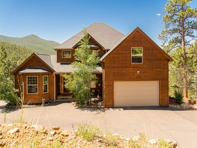 Single Family Home for sales at 3195 Snow Trillim Way 3195 Snow Trillium Way Evergreen, Colorado 80439 United States