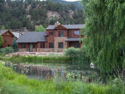Single Family Home for sales at Roaring Fork Mesa 11 Caddis Court  Carbondale, Colorado 81623 United States