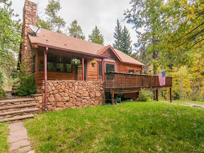 Single Family Home for sales at 7347 S. Brook Forest Road  Evergreen, Colorado 80439 United States