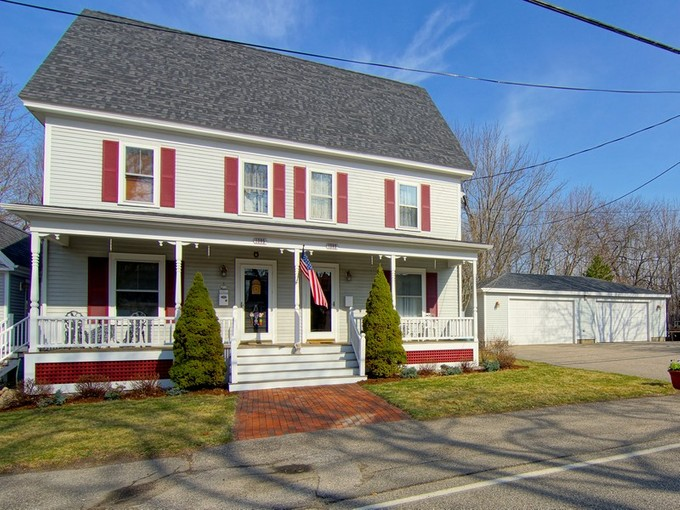 Single Family Home for sales at Sparkling Victorian Condo Convenient to Everything 1393 Islington Street Portsmouth, New Hampshire 03801 United States