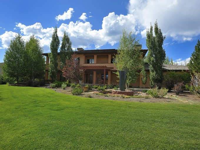 Single Family Home for sales at Tuscany in Sun Valley 115 Highlands Dr Sun Valley, Idaho 83353 United States